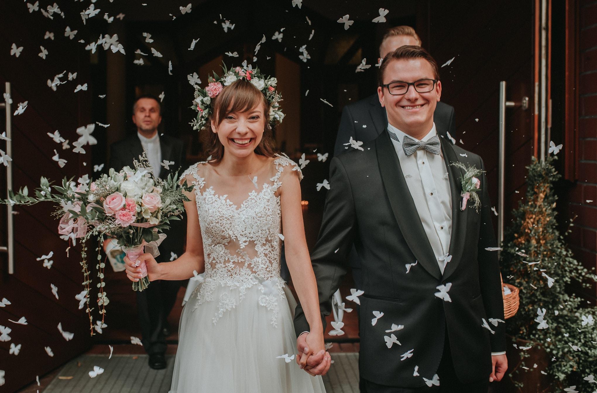 Jak dobrze wyjść na zdjęciach ślubnych 3