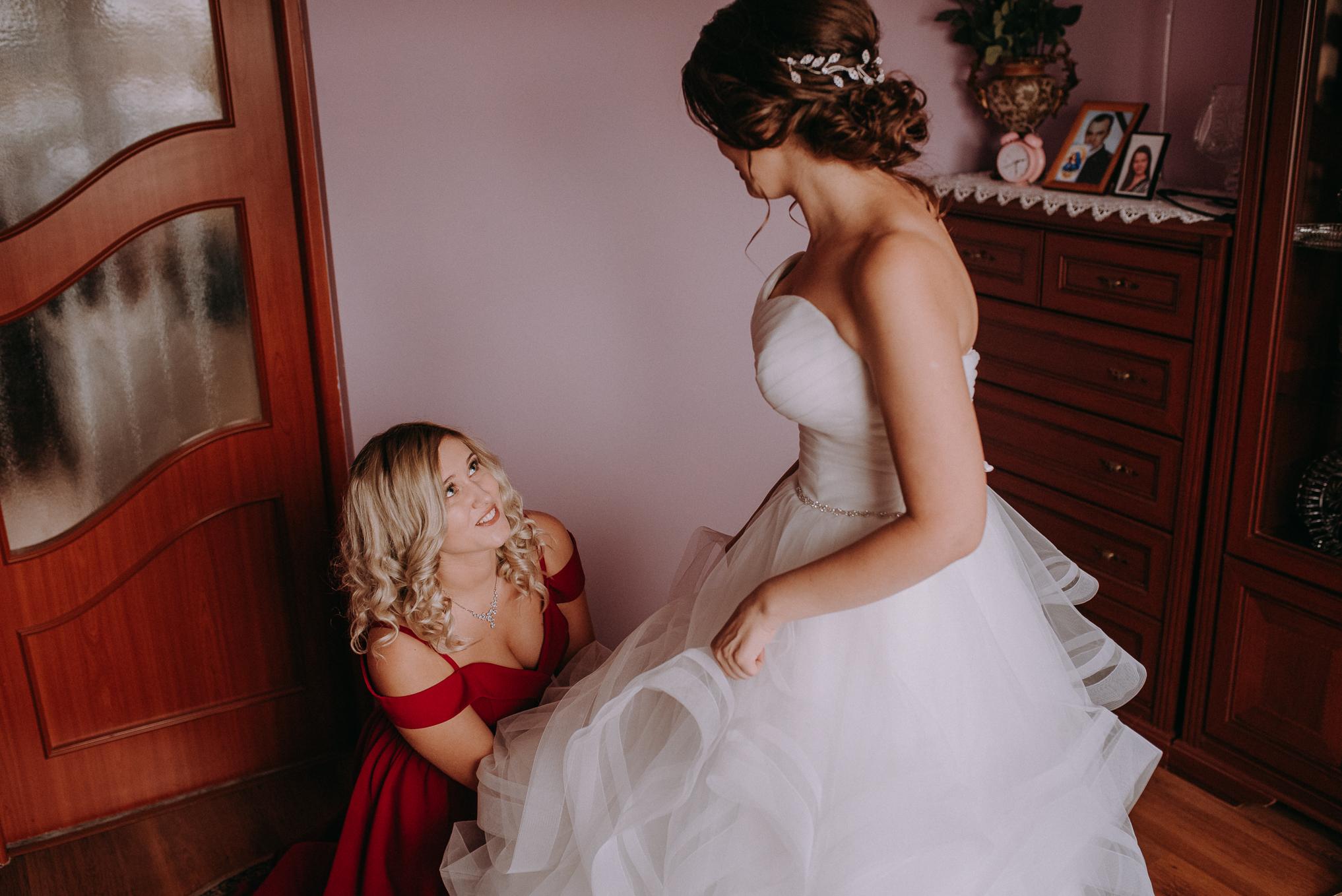 Jak dobrze wyjść na zdjęciach ślubnych 4