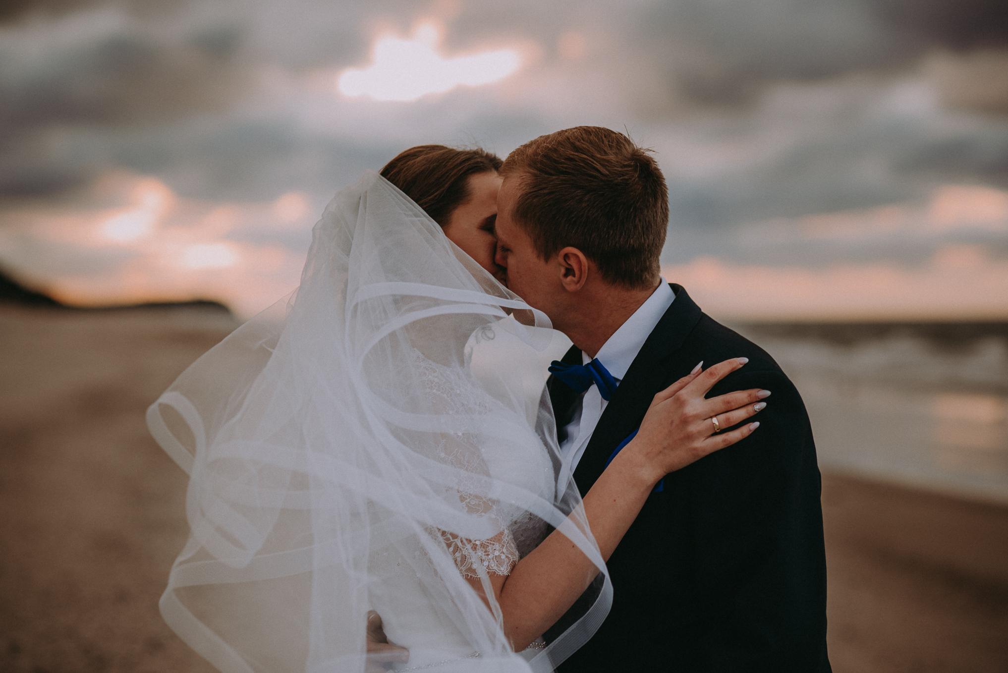 Sesja ślubna nad morzem 3
