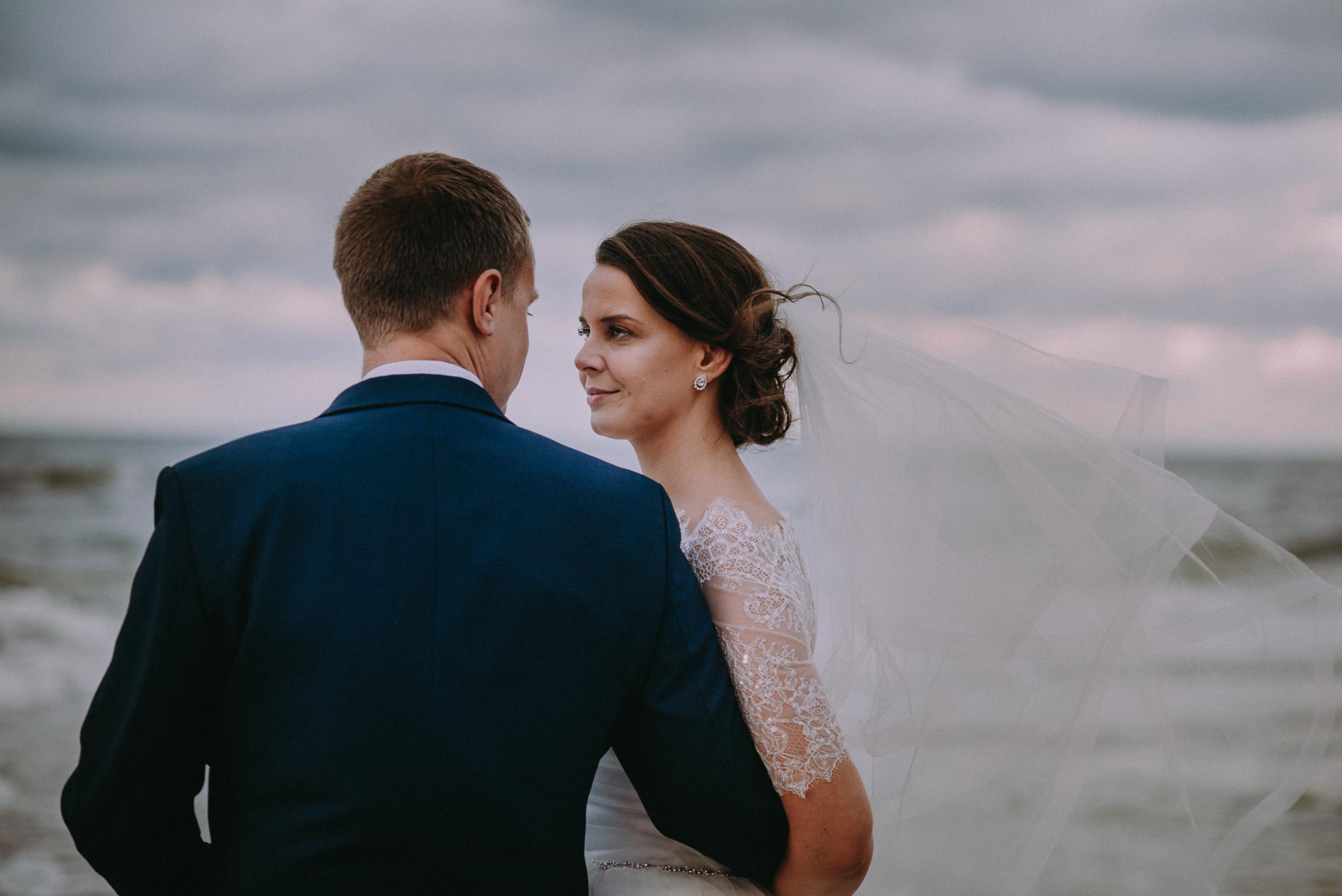 Sesja ślubna nad morzem 6